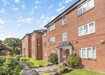 Thumbnail 2 bed flat for sale in Hadleigh Court, Shadwell Lane, Leeds