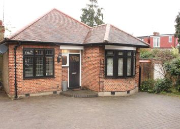 Thumbnail 3 bed detached bungalow for sale in Rivington Avenue, Woodford Green, Essex