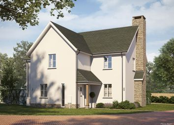 Thumbnail 4 bedroom detached house for sale in Kings Nympton, Umberleigh