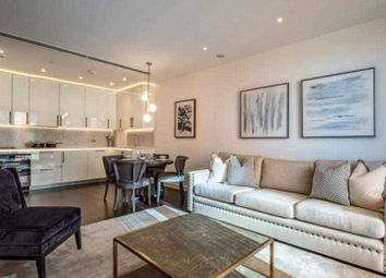 Thumbnail 3 bed flat to rent in Charles Clowes Walk, London
