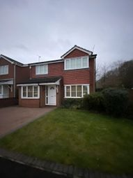 Thumbnail 5 bedroom detached house to rent in Hawker Road, Oadby, Leicester