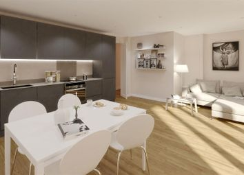 Thumbnail 3 bed flat for sale in St Hilda's Mews, Chalkwell, Westcliff-On-Sea