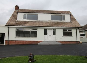 Thumbnail 4 bed bungalow to rent in North Road, Newtownards
