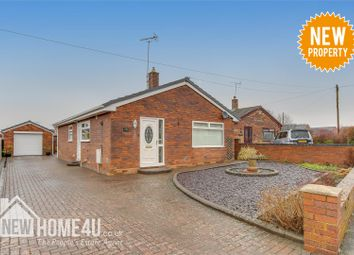 Thumbnail 3 bed detached bungalow for sale in St. Mellors Road, Buckley