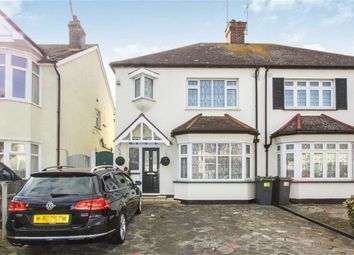 Thumbnail 3 bedroom semi-detached house for sale in Brunswick Road, Southend On Sea, Essex