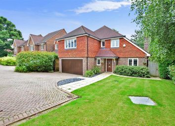 Thumbnail 5 bed detached house for sale in Uckfield, Buxted