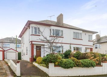 Thumbnail 3 bed semi-detached house for sale in Woodlands Gate, Woodfarm, Glasgow