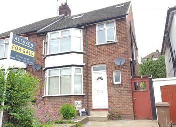 Thumbnail 5 bed semi-detached house for sale in Meyrick Avenue, Luton