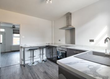 Thumbnail 2 bed terraced house for sale in Hipper Street West, Chesterfield