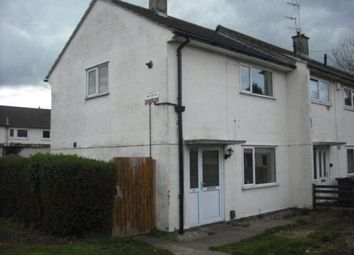 Thumbnail 2 bedroom end terrace house for sale in Sturdee Road, Eyres Monsell, Leicester