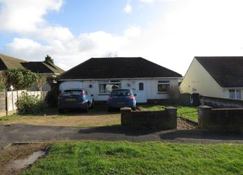 Thumbnail 4 bed detached bungalow for sale in North Road, Clanfield, Waterlooville