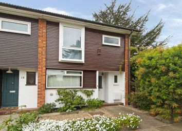 Thumbnail 3 bed end terrace house for sale in Cambridge Close, London