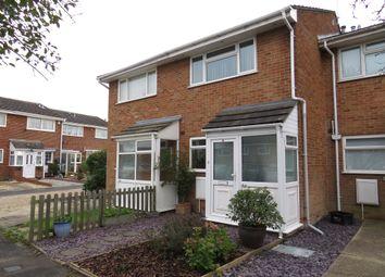 Thumbnail 2 bed terraced house for sale in Marcus Close, Fair Oak, Eastleigh