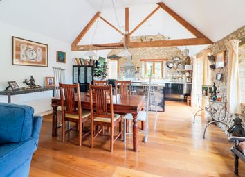 Thumbnail 3 bed barn conversion for sale in Rodden, Frome