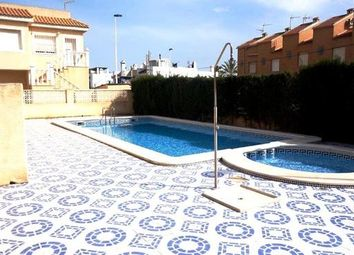 Thumbnail 1 bed town house for sale in Spain, Valencia, Alicante, Torrevieja