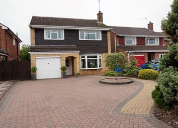 Thumbnail 4 bedroom detached house for sale in Brean Road, Stafford