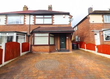 Thumbnail 2 bed semi-detached house for sale in Cheetham Road, Swinton, Manchester