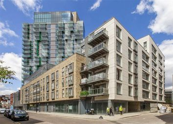 Thumbnail 2 bed flat to rent in Avantgarde Place, London