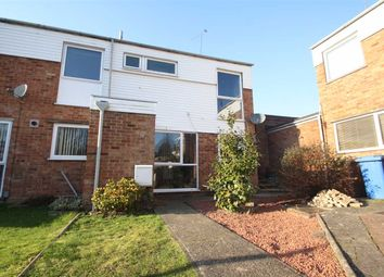 Thumbnail 3 bed end terrace house for sale in Abbotsbury Close, Ipswich