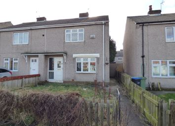 Thumbnail 2 bed semi-detached house for sale in Wharrier Square, Wheatley Hill, Durham