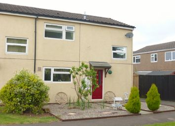 Thumbnail 2 bed end terrace house for sale in Franks Avenue, Hereford