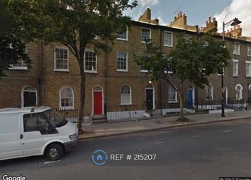 Thumbnail 4 bed terraced house to rent in Offord Road, London