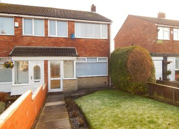 Thumbnail 3 bedroom end terrace house for sale in Walney Road, West Derby, Liverpool