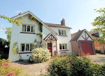 Thumbnail 3 bed property for sale in New Platt Lane, Goostrey, Crewe