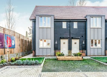 Thumbnail 3 bed end terrace house for sale in East Grinstead Road, North Chailey, Lewes