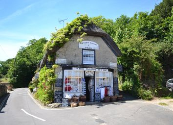 Thumbnail 2 bed detached house to rent in High Street, Godshill, Ventnor