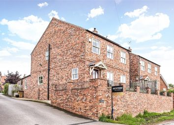 Thumbnail 4 bed detached house to rent in South Back Lane, Stillington, York