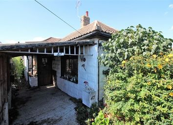 Thumbnail 2 bed semi-detached bungalow for sale in The Avenue, Great Clacton, Clacton On Sea