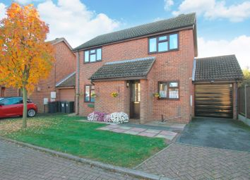 Thumbnail 3 bed detached house for sale in Campbell Close, Herne Bay