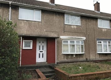 Thumbnail 3 bed terraced house for sale in Chilcrosse, Gateshead