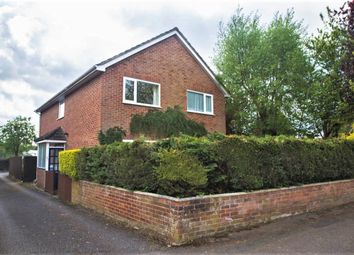Thumbnail 4 bed detached house for sale in Weybourne Road, Aldershot, Hampshire