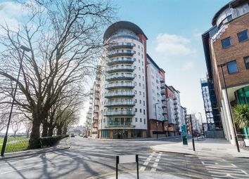 Thumbnail 1 bedroom flat for sale in Briton Street, Lower Canal Walk, Southampton