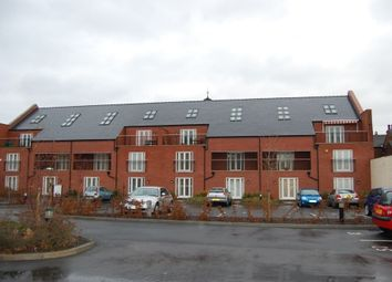 Thumbnail 2 bed flat to rent in St James Court, Grants Yard, Burton Upon Trent, Staffordshire