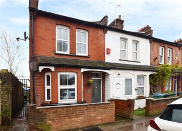 3 bed end terrace house for sale in Harwoods Road, Watford, Hertfordshire WD18