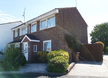 Thumbnail 3 bedroom terraced house for sale in Dahlia Close, Springfield, Chelmsford