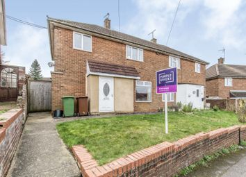 3 bed semi-detached house for sale in Pennant Road, Rochester ME1