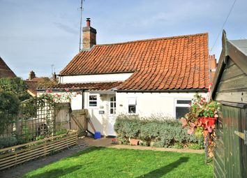 Thumbnail 2 bed cottage to rent in Hall Road, Snettisham, King's Lynn