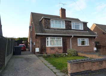 Thumbnail 3 bed semi-detached house to rent in Winchester Drive, Midway, Derbys