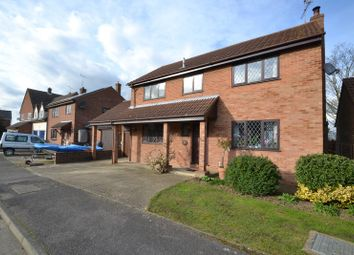 Thumbnail 4 bed detached house for sale in Mallard Close, Tollesbury, Essex