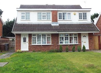 Thumbnail 3 bed semi-detached house for sale in Dearnford Avenue, Bromborough, Wirral