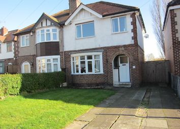 Thumbnail 3 bed semi-detached house to rent in Birchwood Avenue, Littleover