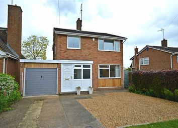 Thumbnail 3 bed detached house for sale in Langford Drive, Wootton, Northampton