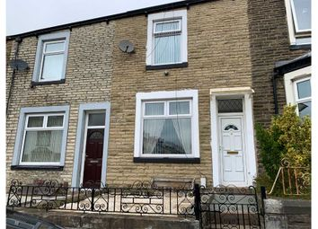 Thumbnail 2 bed terraced house for sale in Halifax Road, Brierfield