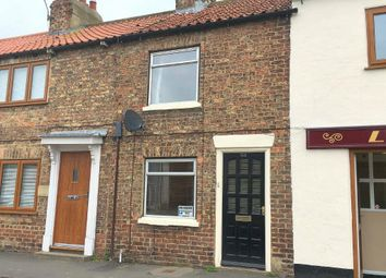 Thumbnail 2 bedroom terraced house for sale in Long Street, Thirsk