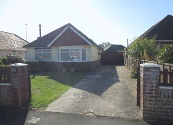 Thumbnail 2 bedroom detached bungalow for sale in Castle Lane West, Bournemouth