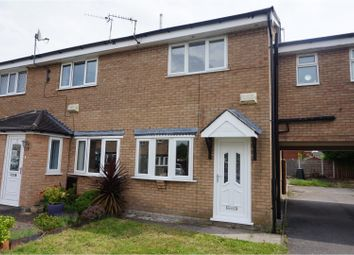 Thumbnail 2 bed terraced house for sale in Sheldrake Road, Altrincham